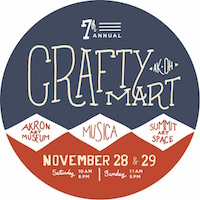 Crafty Mart, Akron, Ohio