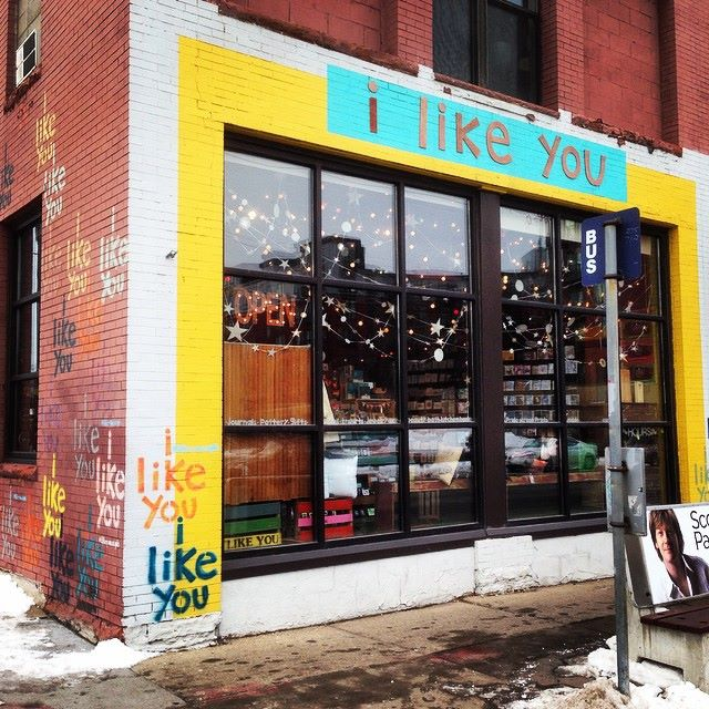 ilikeyou, minneapolis