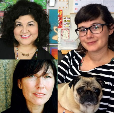 kathy cano murillo, kelley deal, gemma correll, midwest craft con keynote speakers 2018