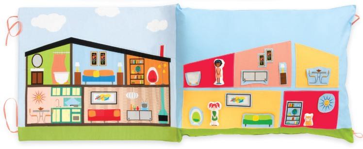abby hersey, fabric design pillows